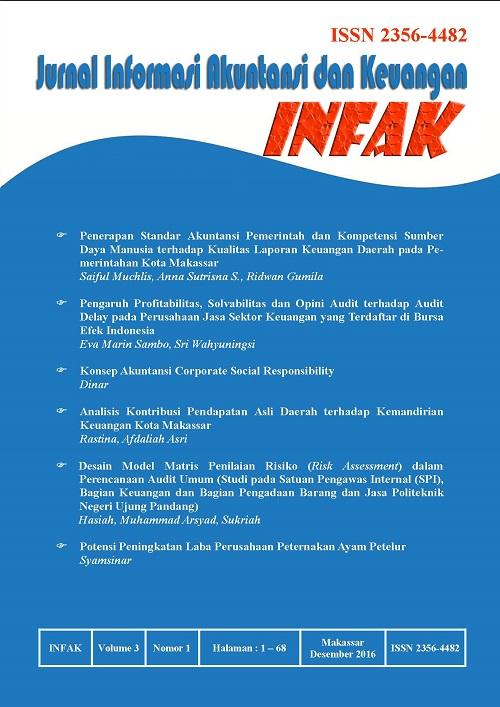 INFAK Vol 3 No 1 Des 2016